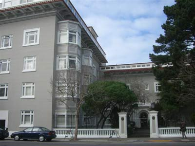 Notre Dame Apartments. Address: 1590 Broadway, San Francisco