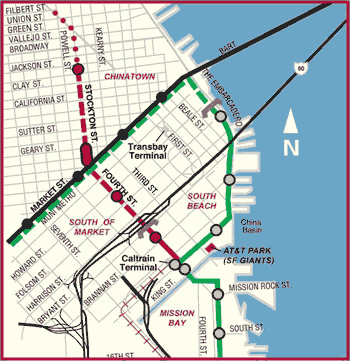 Subway Map In Chinatown.Equitable Transportation Chinatown Community Development Center