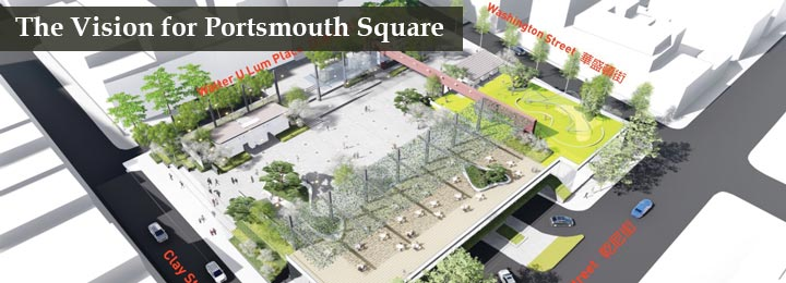portsmouth square improvement project