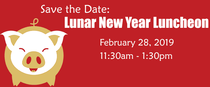lunar new year luncheon