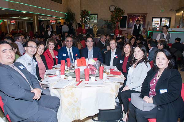 lunar new year luncheon 2019