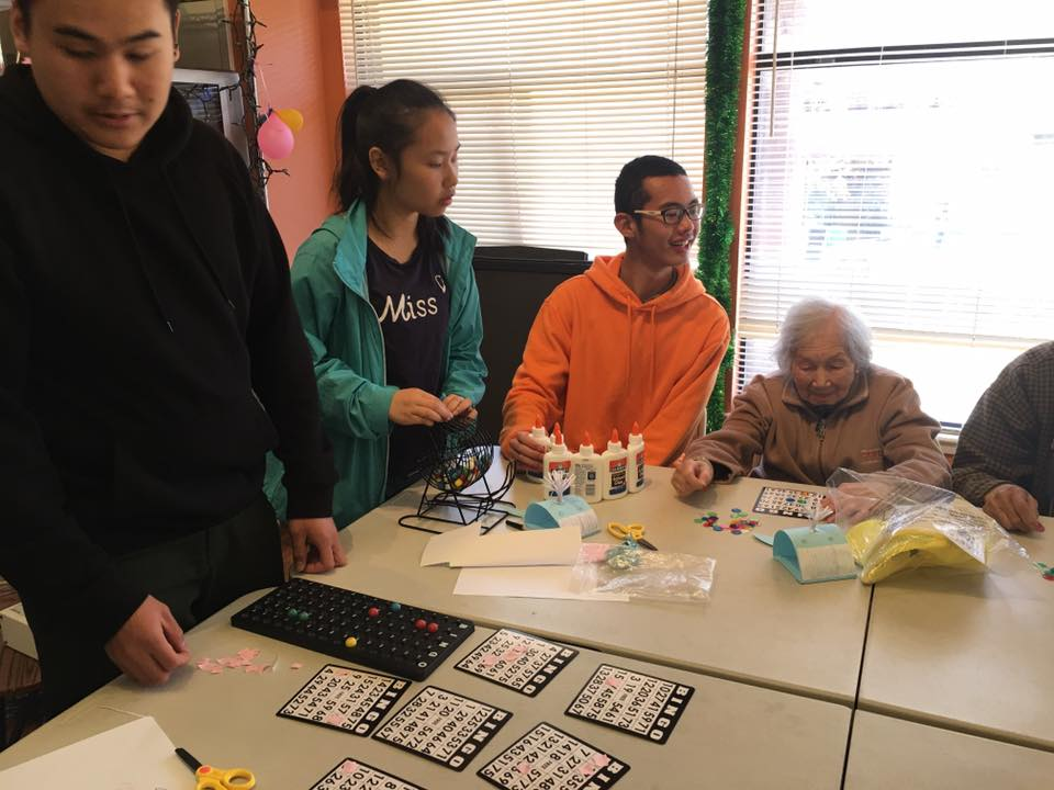 intergenerational programs youth seniors volunteers