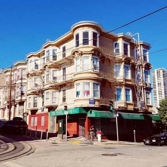 Cheap Apartments In San Francisco: Chinatown Community Development Center
