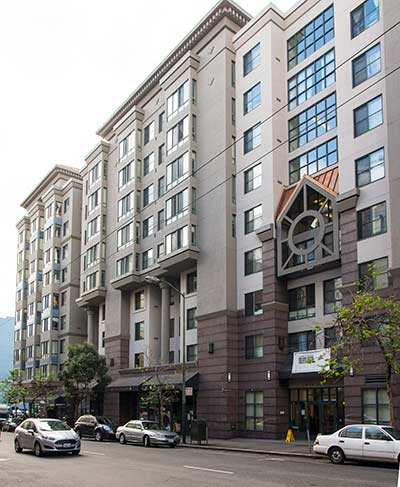 tenderloin family housing, 201 turk street, san francisco